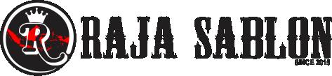 logo raja sablon makassar